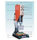 供应淄博潍坊2600W简易型超声波熔接机