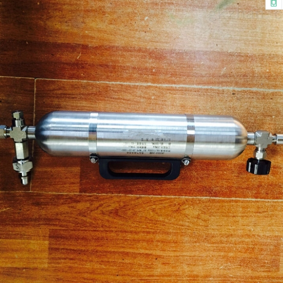 YR高压气体采样器- 型号:JN3002-1000ML