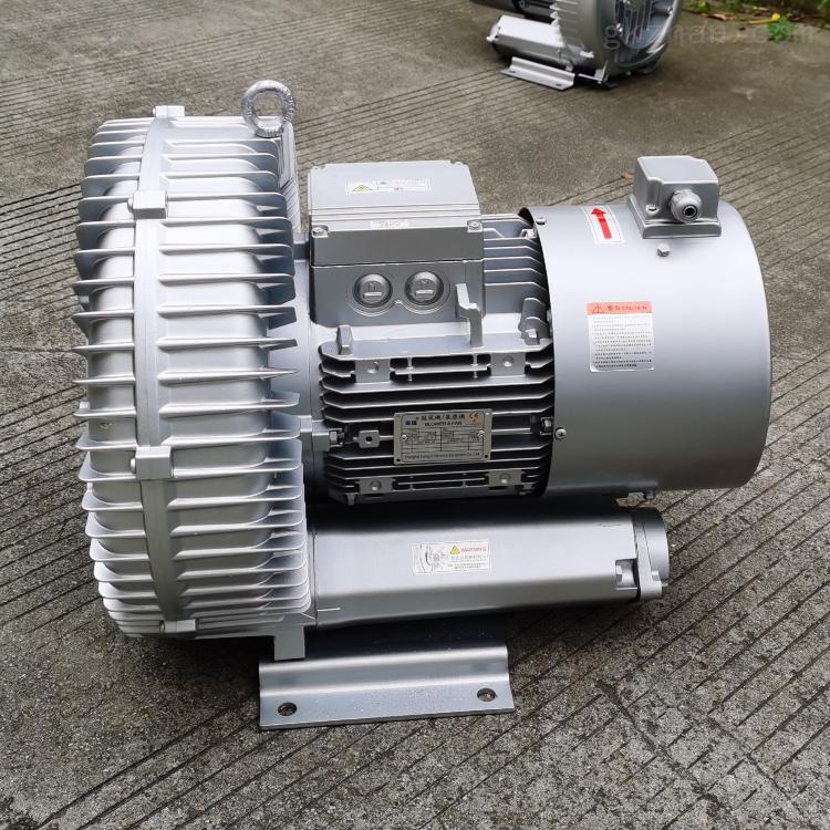 5.5KW集尘吸尘专用高压鼓风机