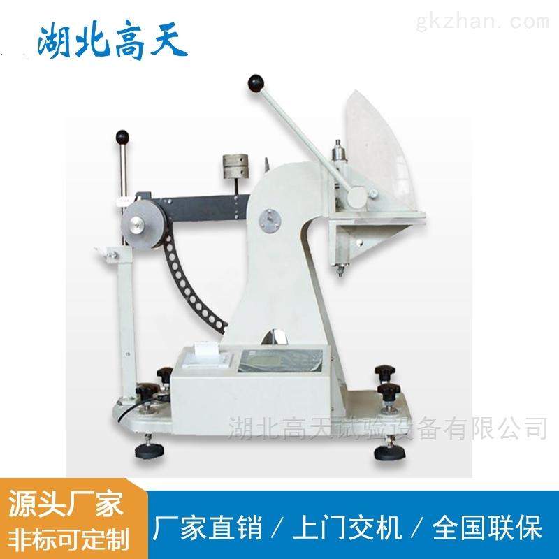 武汉纸板戳穿强度测定仪纸箱包装专用