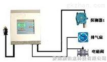 氧气泄漏报警器 氧气气体报警器 氧气浓度报警器