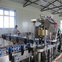 易拉罐灌装机生产线