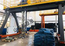 尿素自动装车机械手 尿素机器人装车生产线