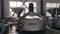 炮泥搅拌机-集轮碾与行星式搅拌为一体