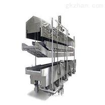 電加熱網帶式油炸生産線