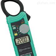 YR钳形电流表 型号:KL14-KEW 2200