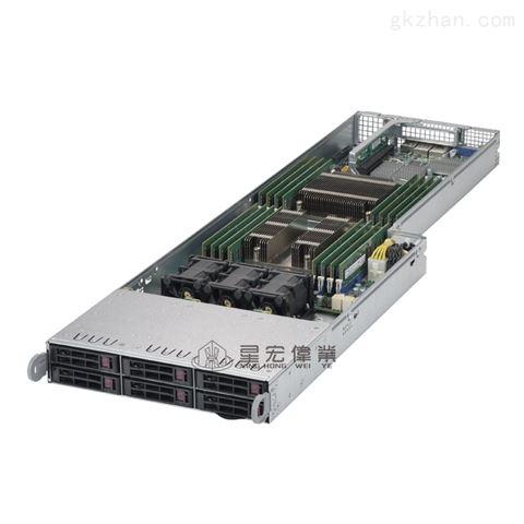 超微服务器SYS-F618R2-RT+ 8节点系统