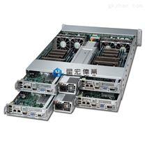 超微6028TR-HTR 2U机架式服务器4子星