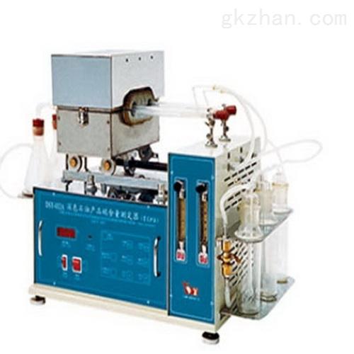 深色石油产品硫含量测定仪 现货