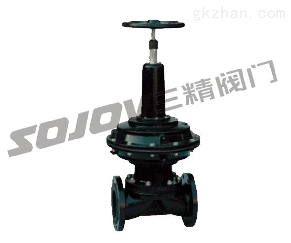 英标气动衬胶隔膜阀,常开式隔膜阀