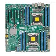 超微X10DAi双路主板C612图形工作站
