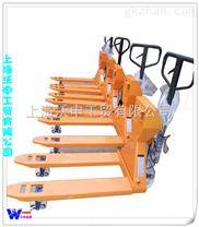 液压叉車秤,手动叉车搬运秤,上海沃申工貿有限公司叉車秤