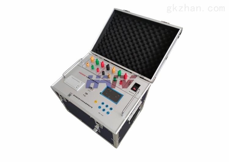 三相消磁直流电阻测试仪