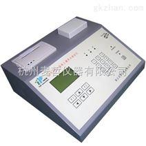 定时定位土壤水分温度检测仪