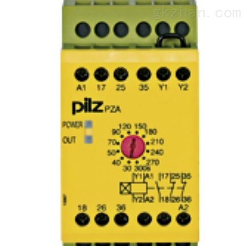 原装进口皮尔兹价格 德国PILZ安全继电器