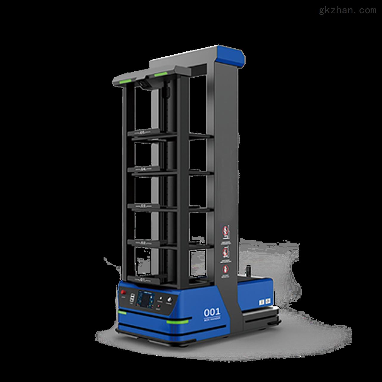 移动料箱搬运机器人