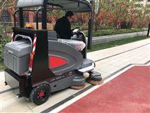 工厂驾驶式扫地车工业电动扫地机工业园