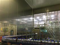 矿泉水纯净水无菌千级洁净度灌装车间建设