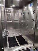厂家定制全304全不锈钢智能语音风淋室