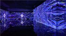 墙面互动+夜游光影+互动投影综合解决方案
