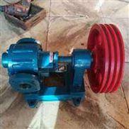 红旗NYP-220高粘度齿轮泵的型号/增压泵系列