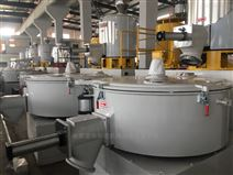 变频PVC塑料粉末高速混合机组