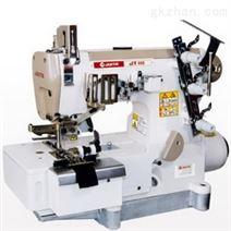 JT888-04A 双针单面装饰线迹裤袢机