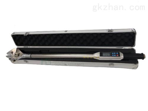 1N.m至2000N.m的英制数显手动扭矩扳手