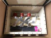 110KV不锈钢保护接地箱 带过电压限制器