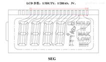 电子常温温度计芯片IC