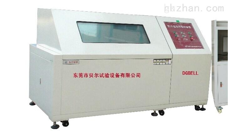 卧式动力电池挤压试验机