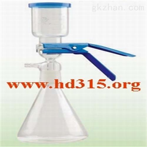 全玻璃微孔滤膜过滤器(500ML国产)