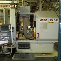 二手德国卡帕KX300P蜗杆砂轮磨齿机