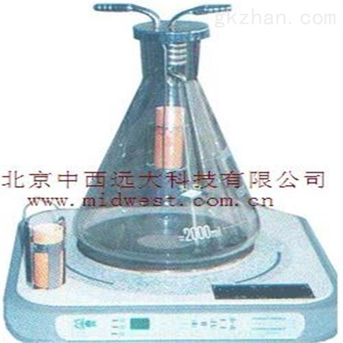 原油和燃料油中沉淀物测定仪(中西器材)