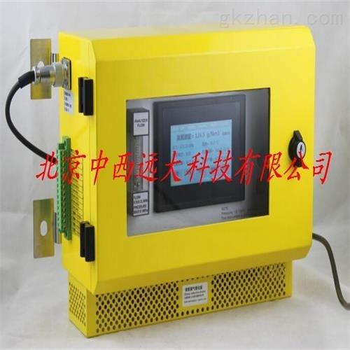 壁挂式臭氧气体浓度分析仪