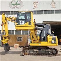 挖掘机升降驾驶室改装厂家