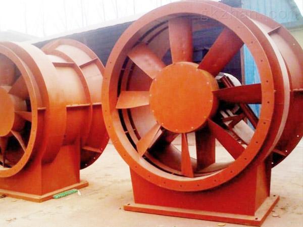 FD系列轴流矿用风机