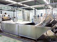 南瓜醬加工生産線