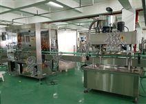 12头膏液灌装旋盖生产线/全自动膏液灌装旋盖生产线
