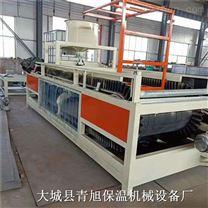 矽質板設備-保温矽質板設備産品形成