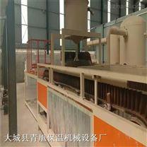 矽質聚苯板設備操作制板全套技術流程