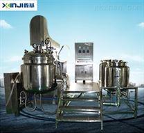 膏霜均質乳化機