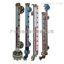 磁翻板液位計 双色碳性浮子控制器 明柏仪表