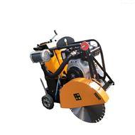 手推式柴油路面切割機施工用