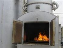 廢油漆渣焚燒爐