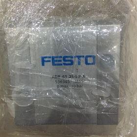 质保1年,德国FESTO紧凑型气缸