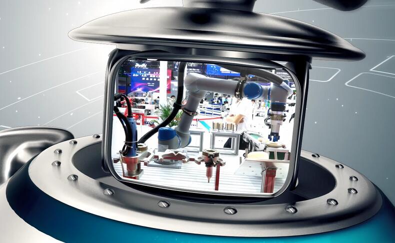 2020第22届中国工博会机器人展精彩集锦