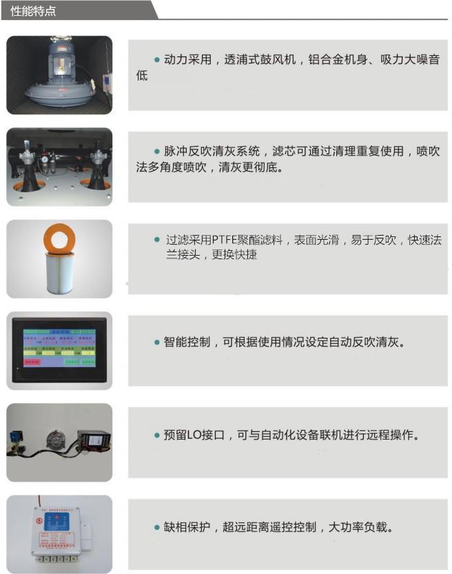 磨床吸尘器 平面工具磨床吸尘器 高压大吸力磨床吸尘器包邮示例图36