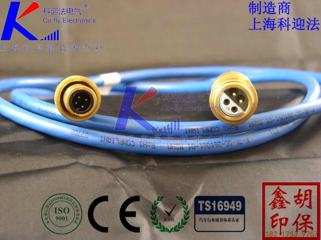 钢丝编织护套4c型护套连接器