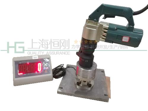 液压式扭力扳手校验器图片